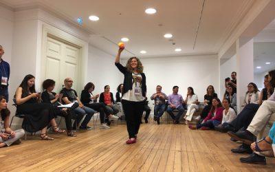 Carmen Martí: «¿Una palabra para el tercer RSEncuentro? Magia»