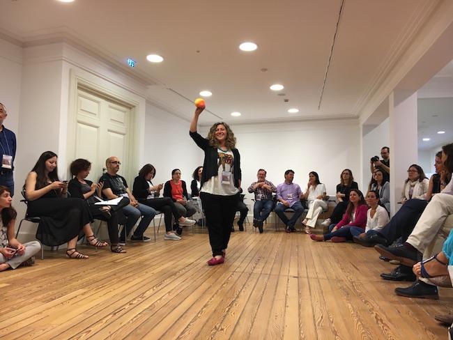 """Carmen Martí: """"¿Una palabra para el tercer RSEncuentro? Magia"""""""