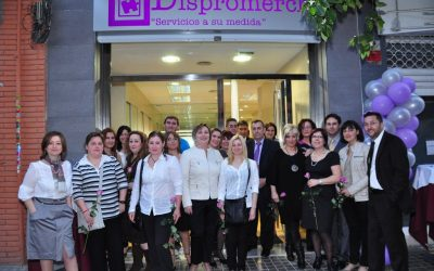 Dispromerch, empresa colaboradora del IV RSEncuentro