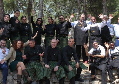 Novaterra Catering Sostenible y Cuinaterra
